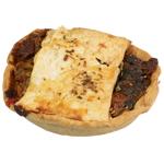 Service Deli Chicken & Roast Vegetable Pie 1ea