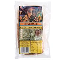 Dovedale Gluten Free Rice Chia Bread 680g
