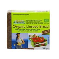 Mestemacher Organic Linseed Bread 500g