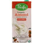 Pacific Organic Almond Non Dairy Original Beverage 946ml