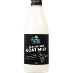 The Drunken Nanny Pasteurised Goat Milk 1l