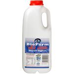 Biofarm Wild Apple Organic Yoghurt 1l