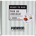 Paneton Pain Au Chocolat Grand 6ea