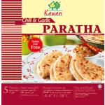 Kawan Chilli & Garlic Paratha 400g