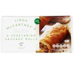 Linda McCartneys Vegetarian Sausage Rolls 342g