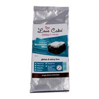 Love Cake Gluten Dairy Free Simply Divine Chocolate Brownie 380g