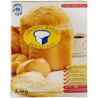 Laucke White Bread Mix 2.4kg