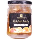 Equagold Glace Ginger 250g