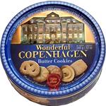 Wonderful Copenhagen Danish Butter Cookies 340g