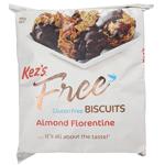 Kezs Indulgence Gluten Free Almond Florentine Biscuits 180g