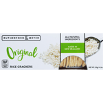 Rutherford & Meyer Original Rice Crackers 120g