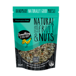 Something To Crow About Natural Fruits & Nuts Muesli 500g