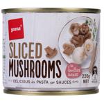 Pams Sliced Mushrooms In Sauce 220g