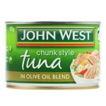 John West Tuna Chunks In Olive Oil Blend 425g