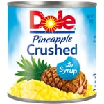 Dole Crushed Pineapple In Syrup 439g