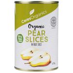 Ceres Organics Organic Pear Slices In Fruit Juice 425g