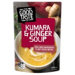 The Good Taste Kumara & Ginger Soup 600g