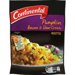 Continental Pumpkin Bacon & Sour Cream Risotto 115g