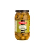 The Olive Lady Green Stuffed Almond Olives 1kg