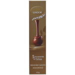 Lindt Lindor 5 Moments Of Bliss Assorted Chocolates 62g