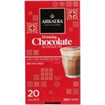 Arkadia Drinking Chocolate 20ea