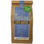 Matakana Coffee Roasters Fair Trade Organic Plunger Coffee 200g