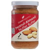 Ceres Organics Peanut-Almond Nutter Butter 300g