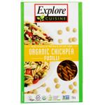 Explore Cuisine Organic Chickpea Fusilli 250g