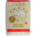 Five Stars Elephant Thai Jasmine Rice 1kg