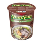 Yum Yum Instant Noodle Cup Beef Flavour 70g