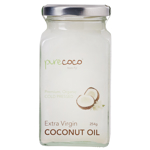 Purecoco Extra Virgin Coconut Oil 254g