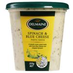 Delmaine Spinach & Blue Cheese Pasta Sauce 325g