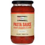 Sabato Sweet Peppers & Chilli Pasta Sauce 530g