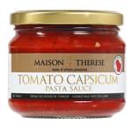 Maison Therese Tomato Capsicum Pasta Sauce 330g
