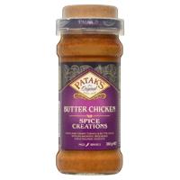Patak's Spice Creations Butter Chicken Simmer Sauce 360g