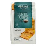 Wellaby's Sea Salt Lentil Chips 140g