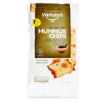 Wellabys Gluten Free Kalamata Olives Hummus Chips 140g