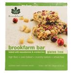 Brookfarm Cranberry & Macadamia Muesli Bars 4pk