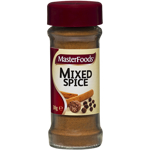 Masterfoods Mixed Spice 30g
