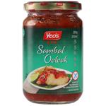 Yeo's Sambal Oeleck 250ml