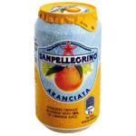 SAN Pellegrino Arancianta Sparkling Orange Drink 330ml