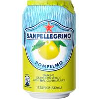 Sanpellegrino Pompelmo Can 330ml