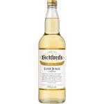 Bickford's Lime Juice Cordial 750ml