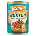 Wattie's Bean There Boston Smokey Baked Beans 420g