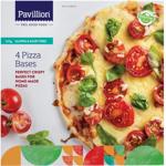 Pavillion Gluten Free Pizza Bases 540g