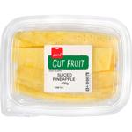 Pams Cut Fruit Sliced Pineapple 400g