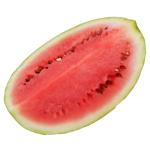 Cut Red Watermelon 1ea