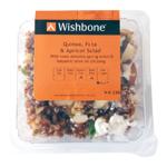 Wishbone Quinoa Feta & Apricot Salad 220g