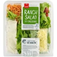 Pams Fresh Express Creamy Ranch Salad 260g