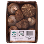 Produce Shitake Mushrooms 100g